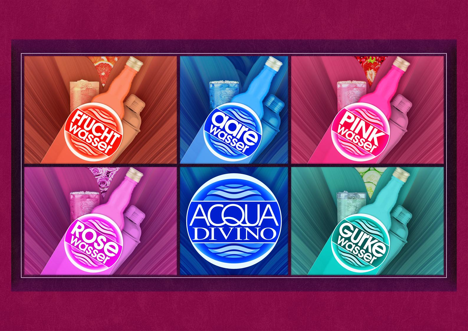 ACQUA DIVINO MACHT ALLES WIEDER BESSER im Take Away und Flaschen über Click & Collect