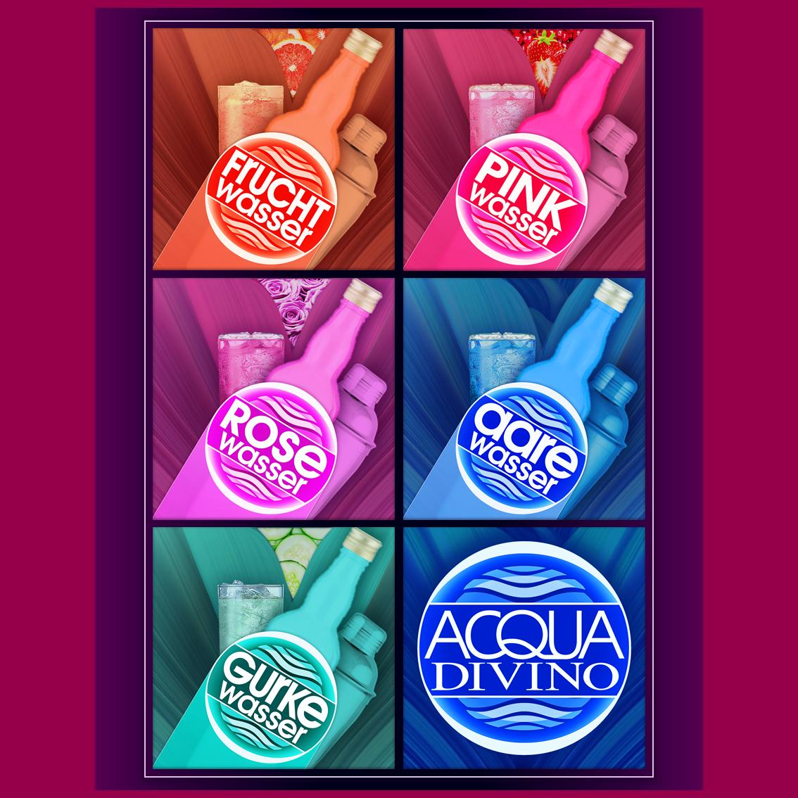 Acqua Divino von süss bis herb für jeden Geschmack und Anlass die richtige Wahl