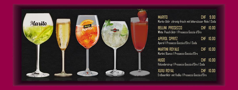 Veggie Sprizz - Marito (den Ehemann trinken) - Mules usw.