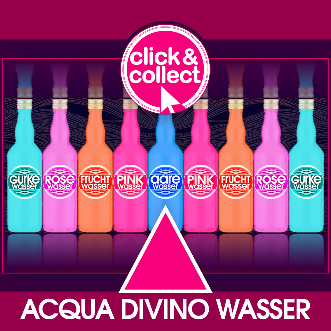 ACQUA DIVINO WASSER - CLICK & COLLECT