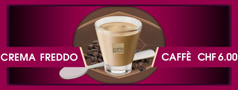 """Sommer Hit - Eis Kaffee """"Crema"""" wie in Italien für CHF 6.00"""